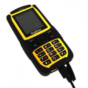 گوشی موبایل راگ گیر مدل RG129 دو سیم کارت