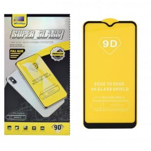 محافظ صفحه نمایش مدل Pishgam 9D مناسب برای سامسونگ Galaxy A60