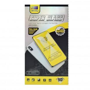 محافظ صفحه نمایش مدل Pishgam 9D مناسب برای سامسونگ Galaxy A01