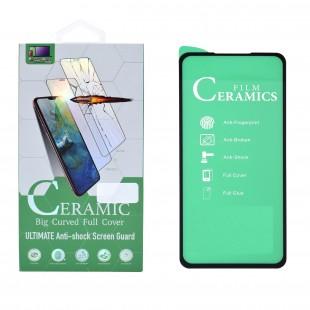 محافظ صفحه نمایش مدل Pishgam-CeramicFilm مناسب برای سامسونگ A80