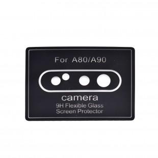 محافظ لنز دوربین مدل LEDP FullFrame مناسب برای گوشی موبایل سامسونگ Galaxy A80