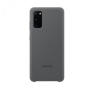 کاور مدل Silicon TPU مناسب برای گوشی موبایل سامسونگ Galaxy S20