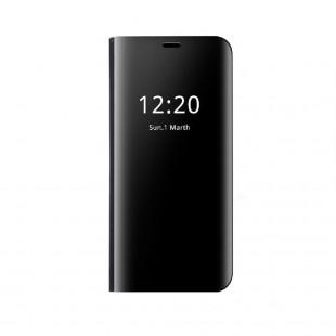 کیف کلاسوری مدل Clear View مناسب برای گوشی موبایل سامسونگ Galaxy A21