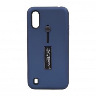 کاور مدل Fashion Case 2 in 1 مناسب برای گوشی موبایل سامسونگ Galaxy A01