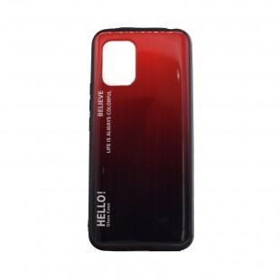 کاور مدل Hello مناسب برای گوشی موبایل سامسونگ Galaxy A21
