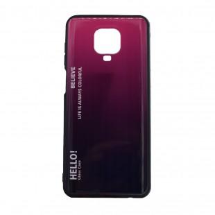 کاور مدل Hello مناسب برای گوشی موبایل شیائومی Redmi Note 9s