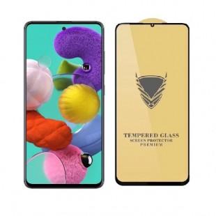 محافظ صفحه نمایش OG مدل Golden Armor-GOLD مناسب برای سامسونگ Galaxy A51