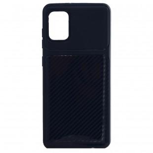 کاور مدل AutoFocus-Carbon مناسب برای گوشی موبایل سامسونگ Galaxy A21s