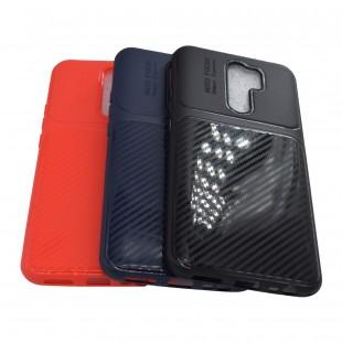 کاور مدل AutoFocus-Carbon مناسب برای گوشی موبایل شیائومی Redmi 8A