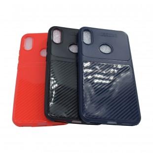 کاور مدل AutoFocus-Carbon مناسب برای گوشی موبایل هوآوی Y7p 2020