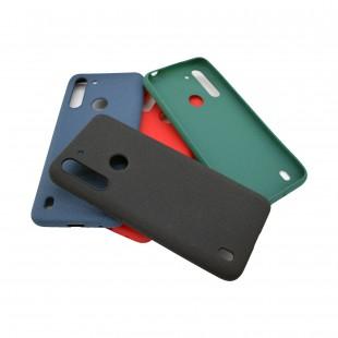 کاور مدل Silicon TPU مناسب برای گوشی موبایل موتورولا Moto One Action