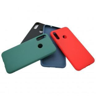 کاور مدل Silicon TPU مناسب برای گوشی موبایل موتورولا One Macro