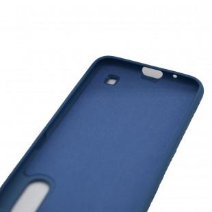 کاور سیلیکون مدل Silicon Org مناسب برای گوشی موبایل سامسونگ Galaxy A01