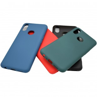 کاور سیلیکون مدل Silicon Org مناسب برای گوشی موبایل هوآوی Y6s