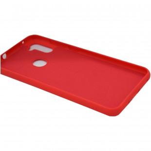 کاور سیلیکون مدل Silicon Org مناسب برای گوشی موبایل سامسونگ Galaxy M11