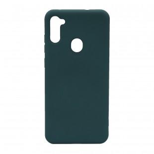 کاور مدل Silicon TPU مناسب برای گوشی موبایل سامسونگ Galaxy M11
