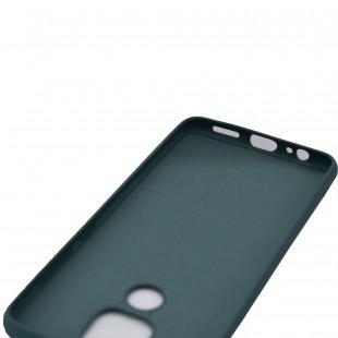 کاور سیلیکون مدل Silicon Org مناسب برای گوشی موبایل شیائومی Redmi Note 9
