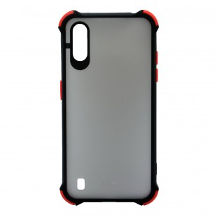 کاور مدل Matte AntiShock مناسب برای گوشی موبایل سامسونگ Galaxy A01