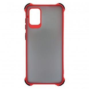 کاور مدل Matte AntiShock مناسب برای گوشی موبایل سامسونگ Galaxy A71