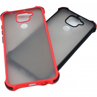 کاور مدل Matte AntiShock مناسب برای گوشی موبایل شیائومی Redmi Note 8