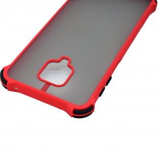 کاور مدل Matte AntiShock مناسب برای گوشی موبایل شیائومی Redmi Note 9