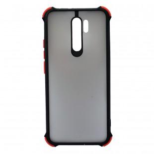 کاور مدل Matte AntiShock مناسب برای گوشی موبایل شیائومی Redmi Note 9s