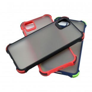 کاور مدل Matte AntiShock مناسب برای گوشی موبایل شیائومی Redmi 9