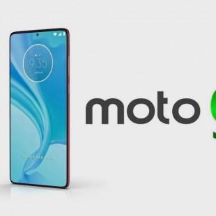 گوشی موبایل موتورولا مدل Motorola Moto G9 Plus دو سیم کارت ظرفیت 128 گیگابایت