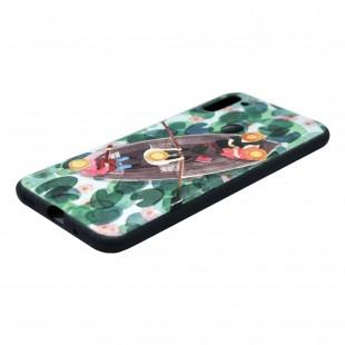 کاور مدل Painted P6 مناسب برای گوشی موبایل سامسونگ Galaxy A11