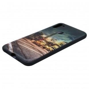 کاور مدل Painted P11 مناسب برای گوشی موبایل سامسونگ Galaxy A20s