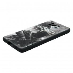 کاور مدل Painted P4 مناسب برای گوشی موبایل شیائومی Poco X3