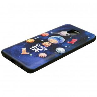 کاور مدل Painted P21 مناسب برای گوشی موبایل شیائومی Redmi Note 9S/Redmi Note 9 Pro