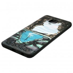 کاور مدل Painted P22 مناسب برای گوشی موبایل شیائومی Redmi Note 9S/Redmi Note 9 Pro