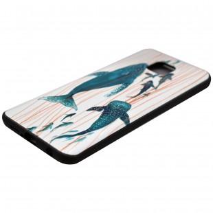 کاور مدل Painted P24 مناسب برای گوشی موبایل شیائومی Redmi Note 9S/Redmi Note 9 Pro