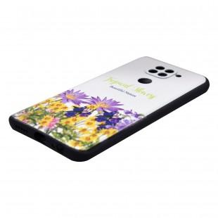 کاور مدل Painted P18 مناسب برای گوشی موبایل شیائومی Redmi Note 9