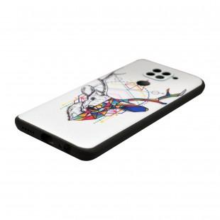 کاور مدل Painted P20 مناسب برای گوشی موبایل شیائومی Redmi Note 9