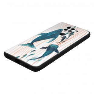 کاور مدل Painted P24 مناسب برای گوشی موبایل شیائومی Redmi Note 9