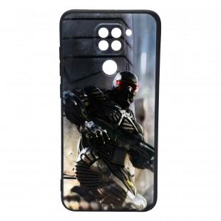 کاور مدل Painted P28 مناسب برای گوشی موبایل شیائومی Redmi Note 9