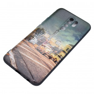 کاور مدل Painted P11 مناسب برای گوشی موبایل شیائومی Redmi 9