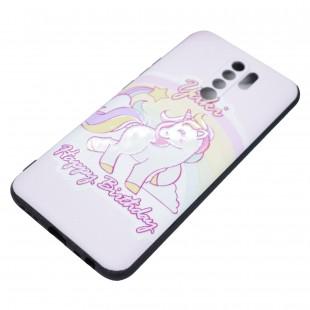 کاور مدل Painted P18 مناسب برای گوشی موبایل شیائومی Redmi 9