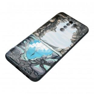 کاور مدل Painted P22 مناسب برای گوشی موبایل شیائومی Redmi 9