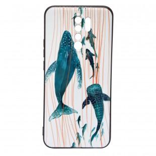 کاور مدل Painted P24 مناسب برای گوشی موبایل شیائومی Redmi 9