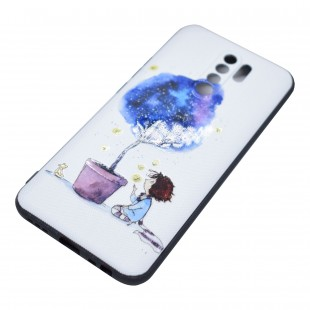 کاور مدل Painted P26 مناسب برای گوشی موبایل شیائومی Redmi 9