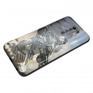 کاور مدل Painted P27 مناسب برای گوشی موبایل شیائومی Redmi 9