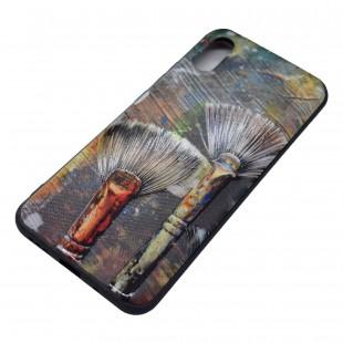 کاور مدل Painted P15 مناسب برای گوشی موبایل شیائومی Redmi 9a