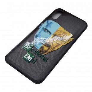 کاور مدل Painted P16 مناسب برای گوشی موبایل شیائومی Redmi 9a