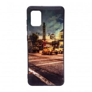 کاور مدل Painted P12 مناسب برای گوشی موبایل سامسونگ Galaxy A31