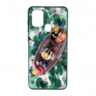 کاور مدل Painted P6 مناسب برای گوشی موبایل سامسونگ Galaxy A21s