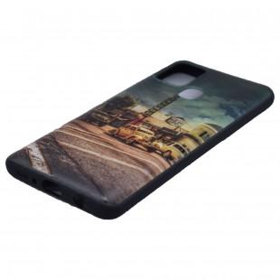 کاور مدل Painted P11 مناسب برای گوشی موبایل سامسونگ Galaxy A21s