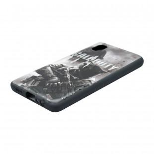 کاور مدل Painted P4 مناسب برای گوشی موبایل سامسونگ Galaxy A01 Core